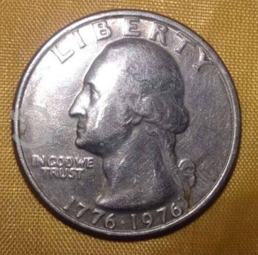 Colección de monedas norteamericanas