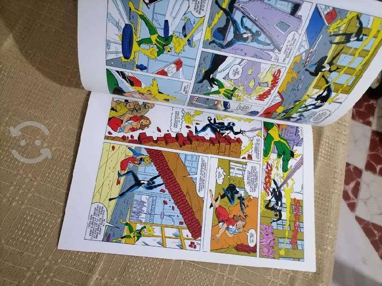 Comic, la boda del hombre araña edición limitada
