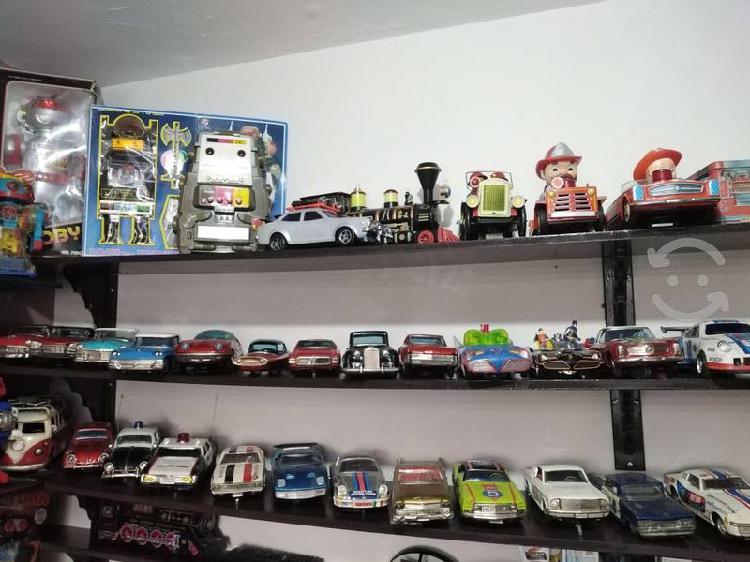 Compro juguetes antiguos vintage