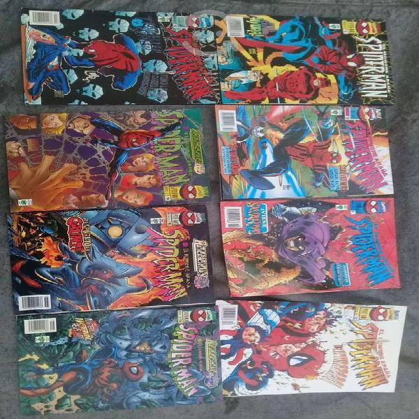 Hombre araña 42 comics excelente estado ¨vid¨ 1998
