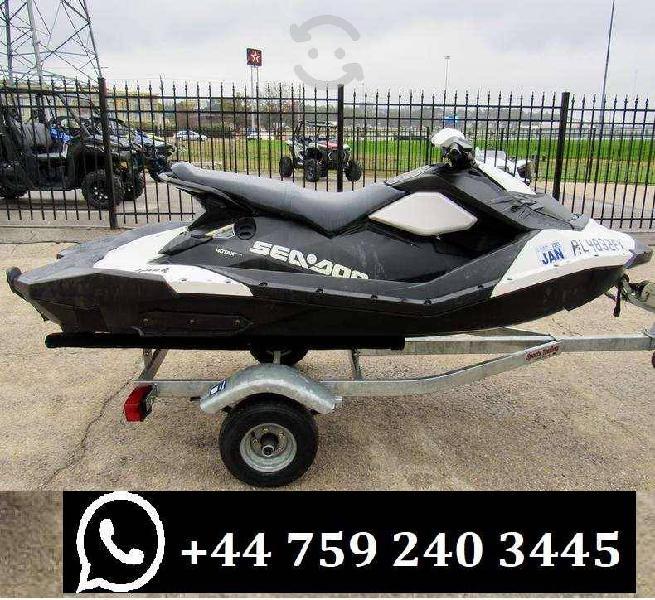 Moto acuática sea-doo spark 3-up rotax 900 ho ac