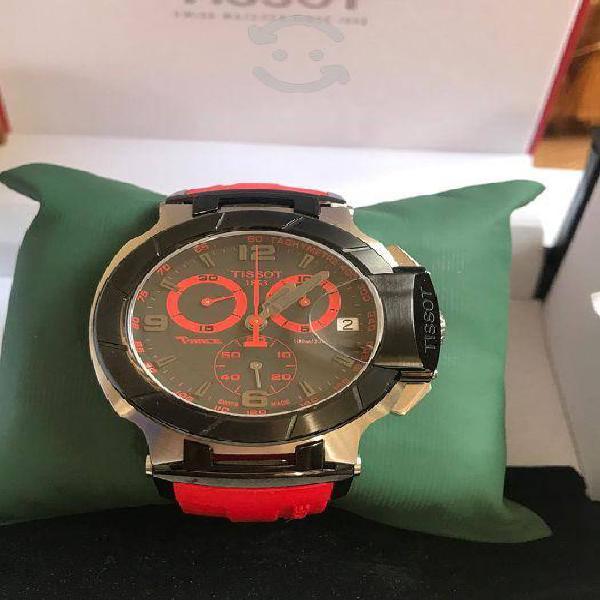 Reloj tissot original nuevo remato t race