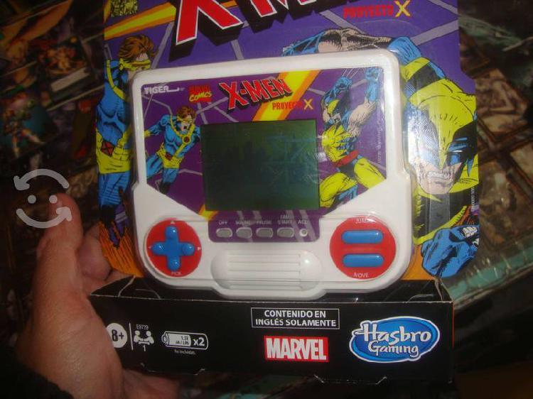 X men videojuego estilo retro