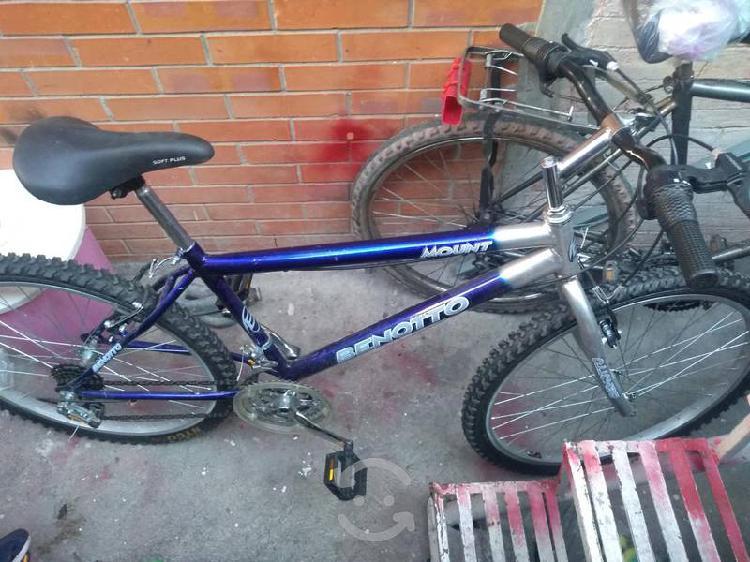 Bicicleta benotto nueva remato no se usa