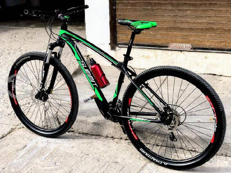 Bicicleta rodado 29 summit talla m