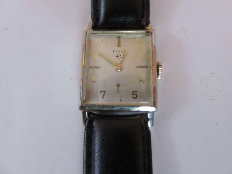 Reloj antiguo elgin mujer años 50s suizo
