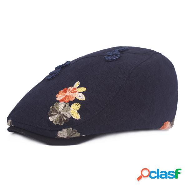 Mujer vendimia gorras de algodón de ranas de aduana popular gorras casuales sombrilla delantera hacia adelante