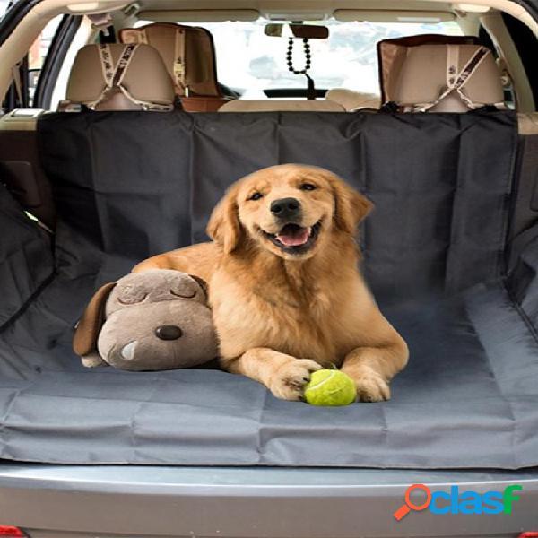 Maletero de perro carga forro - protector de maletero para perros - alfombrilla de maletero para mascotas para suv - coche protector de asiento - resistente y impermeable funda de maletero