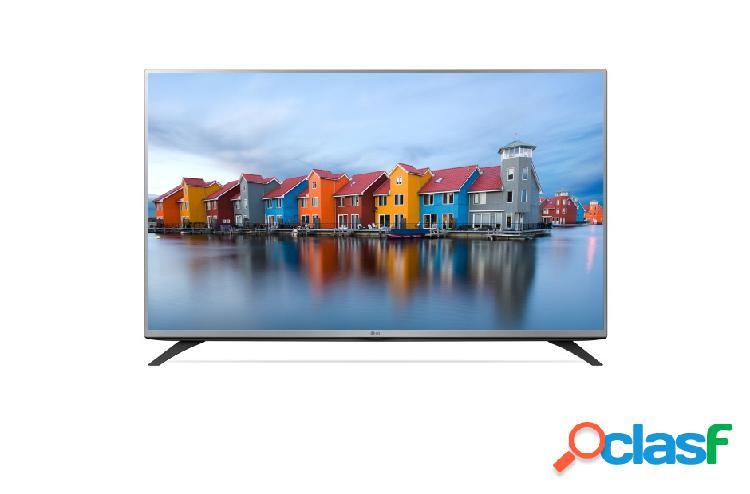"Lg smart tv led 49lf5900 49"", full hd, widescreen, negro/plata"