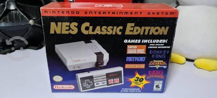 Nintendo nes classic ed