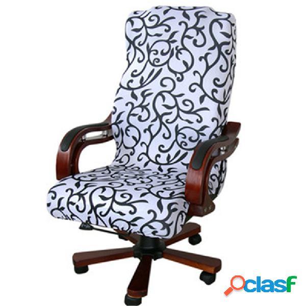 Elegante escritorio de la oficina de la silla de la cubierta lateral cremallera de diseño elástico de la silla de escritorio