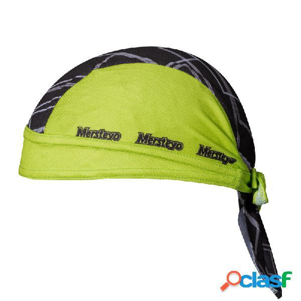 Pirata para hombre sombrero gorra para el sol plegable y transpirable para deportes sudor absorbente del sudor al aire libre