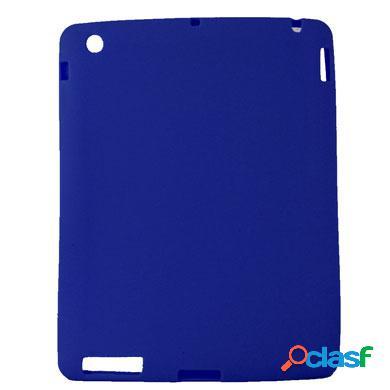 Brobotix funda de silicona para ipad 2, azul