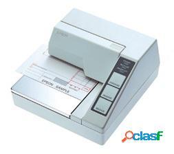 Epson tm-u295p, impresora de comprobantes, alámbrico, paralela, blanco - sin cables ni fuente de poder
