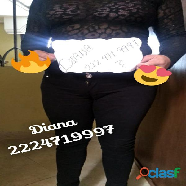 DIANA CASADA, UNA AMANTE DE LUJO LISTA PARA SATISFACERTE AL CIEN