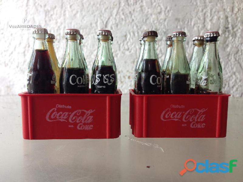 Mini rejas coca cola