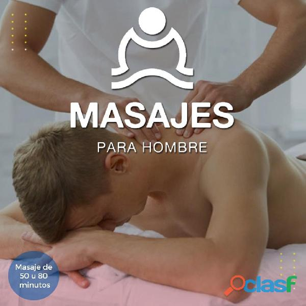 Masaje relajante Guadalajara