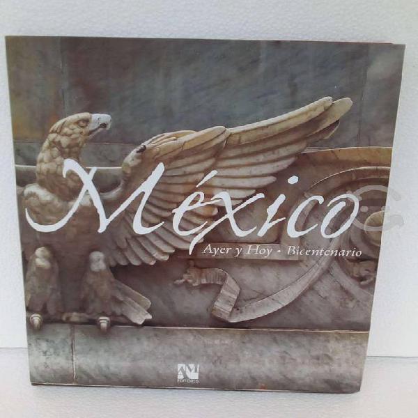 """Libro """"méxico. bicentenario"""""""