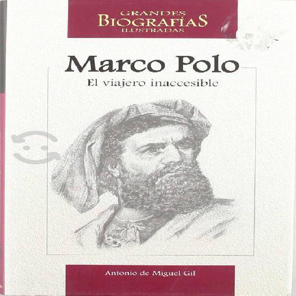 Marco polo: el viajero inaccesible