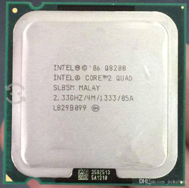 Intel core 2 quad q8200 socket lga 775