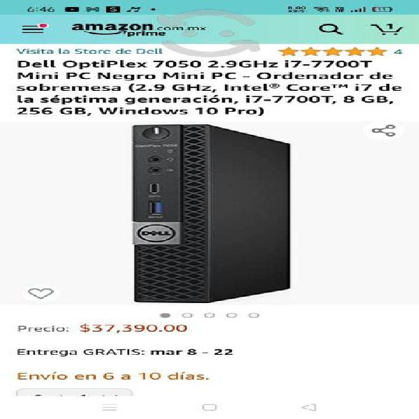 Mini dell optiplex 7050