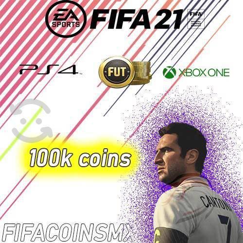 Monedas fifa ultimate team ps4/5 y xbox coins