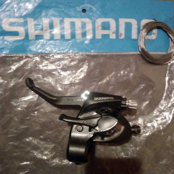 Palanca frenos / cambios shimano tourney bicicleta