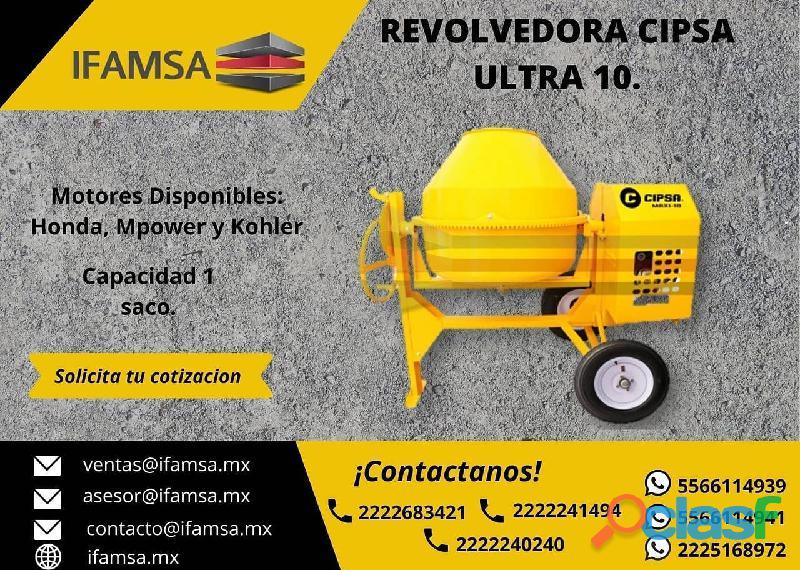 REVOLVEDORA 1 SACO MARCA CIPSA ULTRA