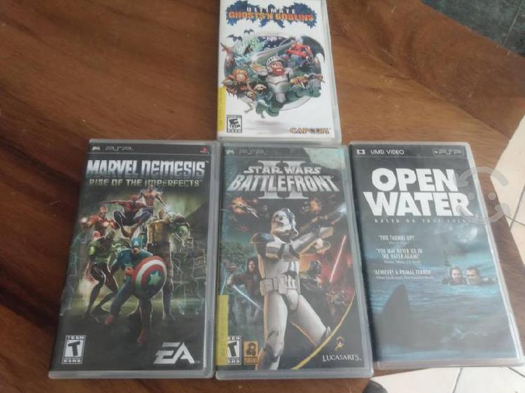 Videojuegos psp, ps3, gamecube, 3ds, gameboy color
