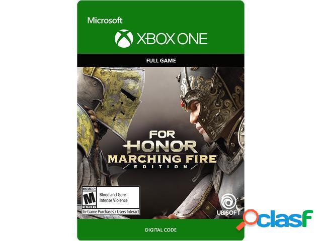 For honor: marching fire edition, xbox one - producto digital descargable