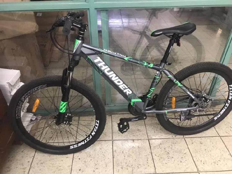 Bicicleta túnder rodado 26 montaña 21 vel