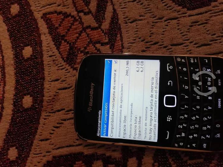 Black berry bold. 9900. telcel