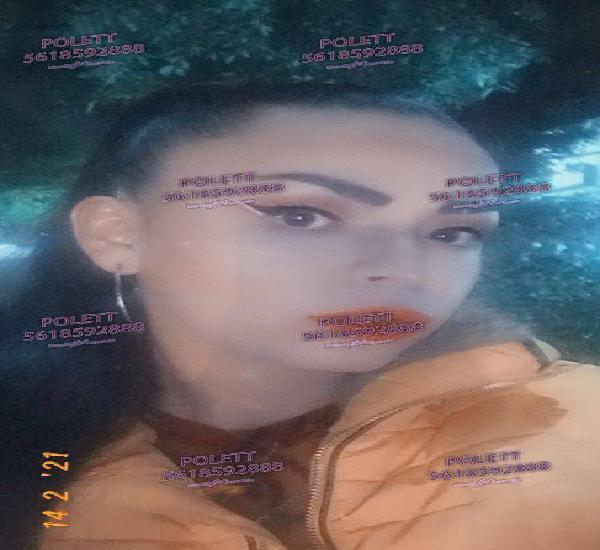 Chica TV Femenina Real y Complaciente $$$