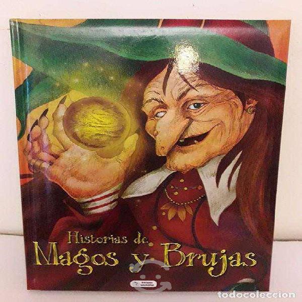 Historias de magos y brujas