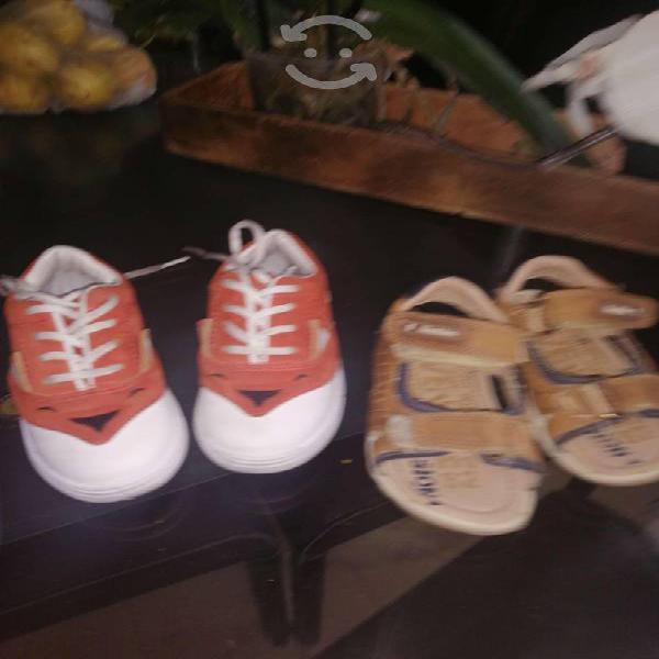 Lote zapatos para niños