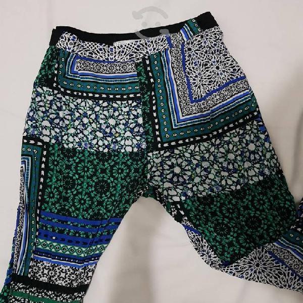 Pantalón de tela liger