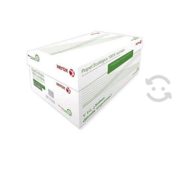 Papel ecológico carta papel bond universal blanco