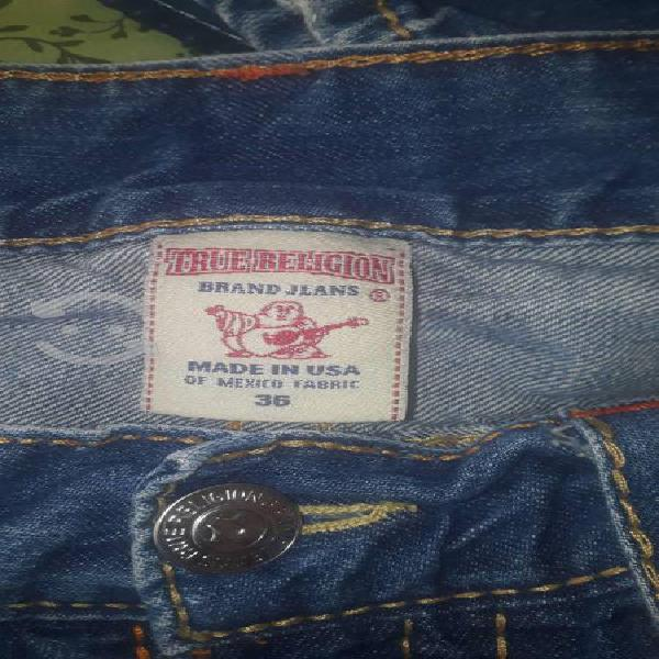 True religion jeans #36 hombre