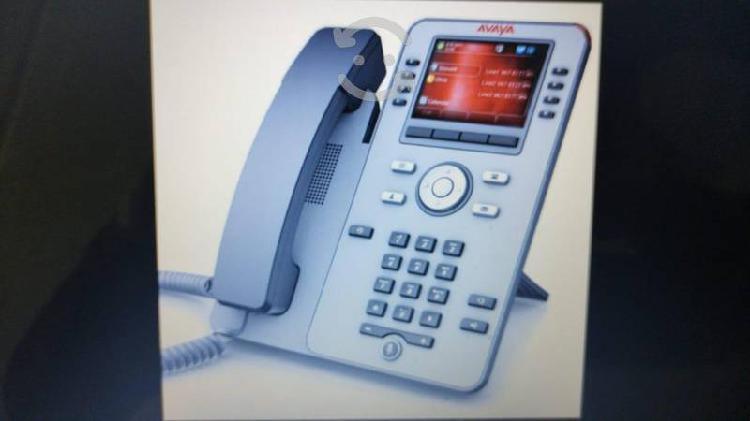 Teléfono ip avaya j169