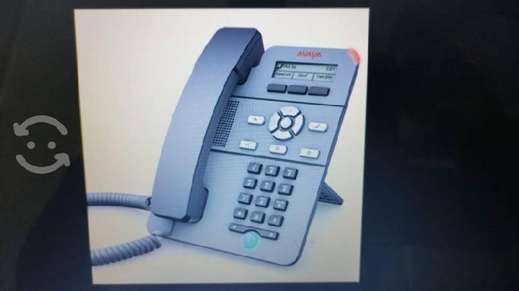 Teléfono ip avaya j129