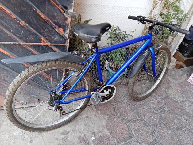 Vendo bicicleta montaña r 26