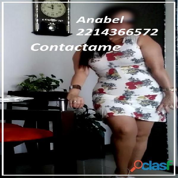 ANABEL, ADENTRATE EN EL MUNDO DEL BUEN SEXO
