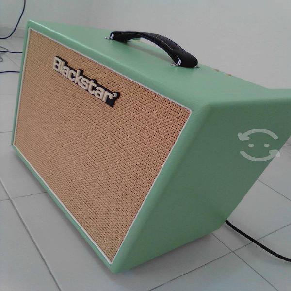 Amplificador guitarra blackstar ht-20 mkii bulbos