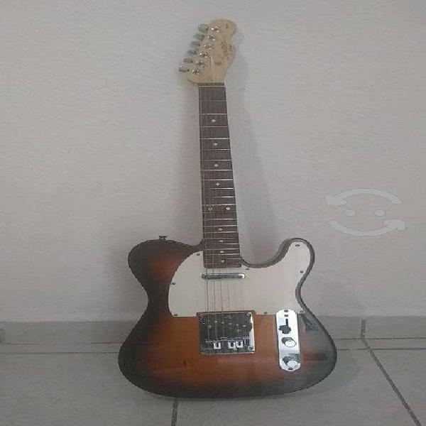Guitarra fender squier telecaster affinity