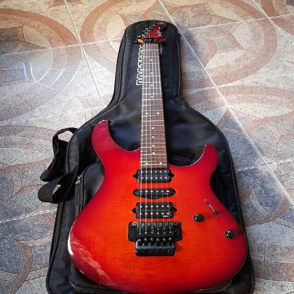 Guitarra eléctrica yamaha pacifica 821d