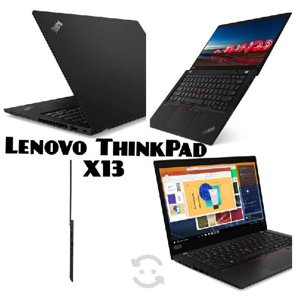 Laptop lenovo thinkpad x13 nueva