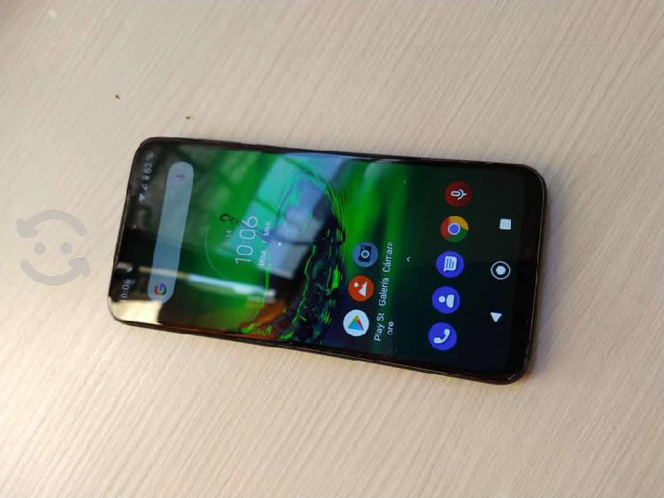 Motorola g8 plus liberado