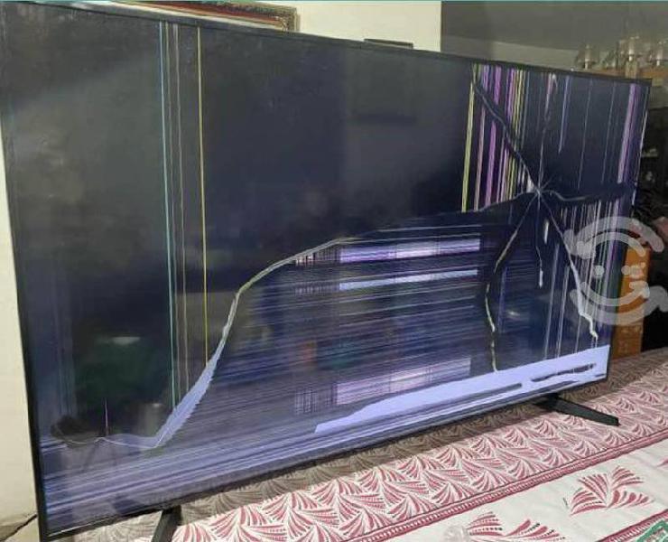 Televisor 65 samsung para reparar ó refacciones
