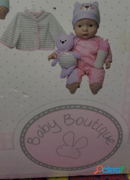 BABY BOUTIQUE CON PELUCHE