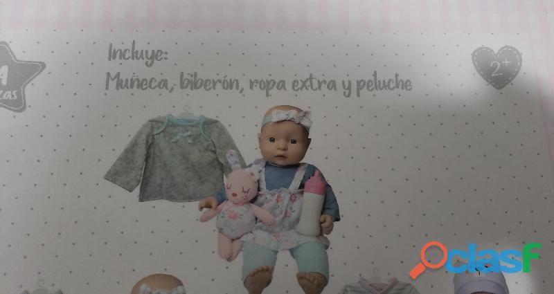 BABY BOUTIQUE CON PELUCHE 1